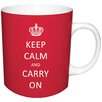 Paperproducts Design Funny Keep Calm Mug