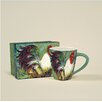 Lang 17 oz. Bohemian Rooster Café Mug