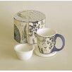 Lang 2 Piece Belle Maison 11 Oz. Tea Cup Set