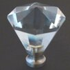 "Premier Hardware Designs Crystal 1.13"" Faceted Knob"
