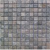"Intrend Tile Natural Landscape 1"" x 1"" Stone Mosaic Tile in Gray"