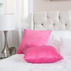 Viv + Ro Dimple Dot Throw Pillow (Set of 2)