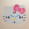 Viv + Ro Hello Kitty Mirror Wall Clock