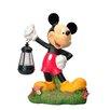Woods International Disney Garden LED Mickey Mouse Statue