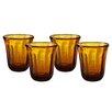 Artland Savannah Bubble DOF Glass (Set of 4)
