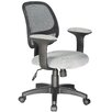 Comfort Products Breezer Mid Back Mesh Conference Chair