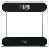 Smart Weigh Tempered Glass Digital Bathroom Scale
