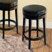 "Armen Living Owen 30"" Swivel Bar Stool with Cushion"