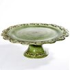 Intrada Italy Baroque Footed Cake Stand