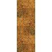 "Welles Hardwood 12"" Tiles Cork Hardwood Flooring in Natural Ingot"
