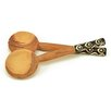 All Across Africa Snaking Serving Spoon (Set of 2)