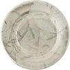 "Madhouse By Michael Aram Madhouse 8.13"" Ocean Fine Paper Luncheon Plate  (8 Count)"