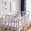 Atelier ëdele Peacock 4 Piece Organic Baby Microfiber Duvet Crib Bedding Set
