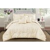 RT Designer's Collection Oxford 6 Piece Comforter Set