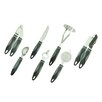 Mimo Style Homegoods 7 Piece Stainless Steel Kitchen Tool Set
