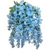 GSC, Inc 15 Stems Wisterria Long Hanging Flower Bush