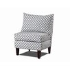 Carolina Accents Whitby Straight Back Slipper Chair