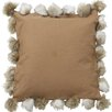 Harp and Finial Sutton Down Throw Pillow