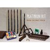 CL Bailey Platinum Accessory Kit with Aramith Belgian Balls