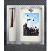 Fashion Craft 2 Piece Graduation Shadow Box Picture Frame Set