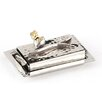 Classic Touch Tervy Pomegranate Hammered Match Box