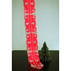 Wimpole Street Creations Fine Linen Holiday O'Christmas Tree Table Runner