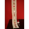 Wimpole Street Creations Machine Embroidered Holiday Season of Joy Table Runner
