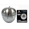 """Cookinex Kung Fu """"Master"""" Stainless Steel Apple Timer"""