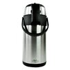 """Cookinex Kung Fu """"Master"""" 13 Cup Double Wall Stainless Steel Airpot"""