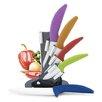 Cooking Essentials Modern Block Cutlery Set