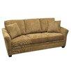 "LaCrosse Furniture Emporia Sleeper Sofa with 5"" Memory Foam Mattress"
