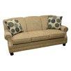 "LaCrosse Furniture Sleeper Sofa with 5"" Mattress"