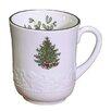Cuthbertson Original Christmas Tree Dickens Embossed Mug