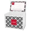 Chatsworth Marakesh Script Personalized Recipe Box