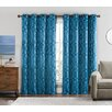 VCNY Becket Curtain Panel (Set of 2)