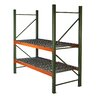 Husky Rack & Wire Pallet Two Shelf Shelving Unit Starter