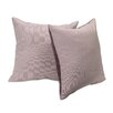 Brite Ideas Living Oxford Concord Throw Pillow (Set of 2)