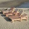 Best Redwood Beach Chaise Lounge