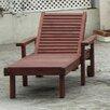 Best Redwood Sun Chaise Lounge