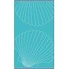 Buettner USA Cotton Velour Piece Dyed Jacquard 440 GSM Beach Towel