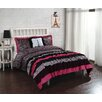 Bed Threads Leigh Ann Ruffle Comforter Set