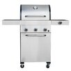 Barbeques Galore Captain Cook 3-burner Freestanding Gas Grill