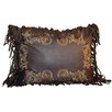 Carstens Inc. Gold Rush Scroll Lumbar Pillow