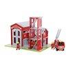 BigJigs Toys Fire Station Play Set
