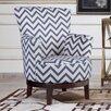 Nathaniel Home Victoria Swivel Arm Chair
