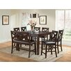 Vilo Home Inc. Xander Counter Height Extendable Dining Table