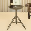 Passport Furniture Industrial End Table