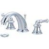 Pioneer Del Mar Double Handle Widespread Bathroom Faucet
