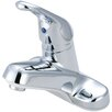 Olympia Faucets Single Handle Centerset Bathroom Faucet