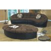 Living In Style Burma Round Sectional